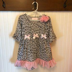 Popatu Pretty 2 piece Dress with Pants